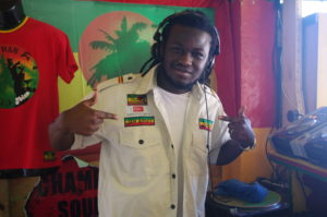 Dj warrior - Gambia-es